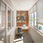Фото 16 оформление красивого и уютного балкона или лоджии: топ-110 идей