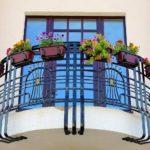 Фото 18 Виды и стили кованых балконов: топ-55 фото оригинальных идей