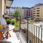 Фото 12 открытый балкон – простые и эффективные советы по обустройству и декоративному оформлению