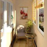 Фото 7 идеи дизайна и топ-45 вариантов оформления маленького балкона или лоджии: фото и видео