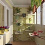 Фото 17 оформление красивого и уютного балкона или лоджии: топ-110 идей