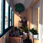 Фото 11 обустройство зимнего сада на балконе или лоджии