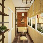 Фото 19 оформление красивого и уютного балкона или лоджии: топ-110 идей