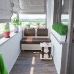 Фото 13 виды и особенности мебели для балкона или лоджии