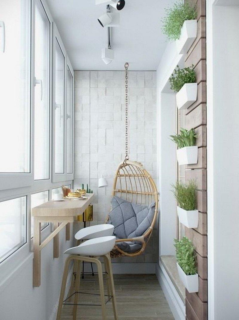 Современные идеи дизайна и обустройства балкона и лоджии