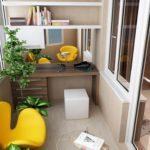 Фото 15 виды и особенности мебели для балкона или лоджии