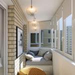 Фото 10 идеи дизайна и топ-45 вариантов оформления маленького балкона или лоджии: фото и видео