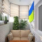 Фото 9 идеи дизайна и топ-45 вариантов оформления маленького балкона или лоджии: фото и видео