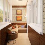 Фото 21 оформление красивого и уютного балкона или лоджии: топ-110 идей
