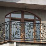 Фото 21 Виды и стили кованых балконов: топ-55 фото оригинальных идей