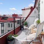 Фото 18 открытый балкон – простые и эффективные советы по обустройству и декоративному оформлению