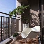 Фото 21 открытый балкон – простые и эффективные советы по обустройству и декоративному оформлению