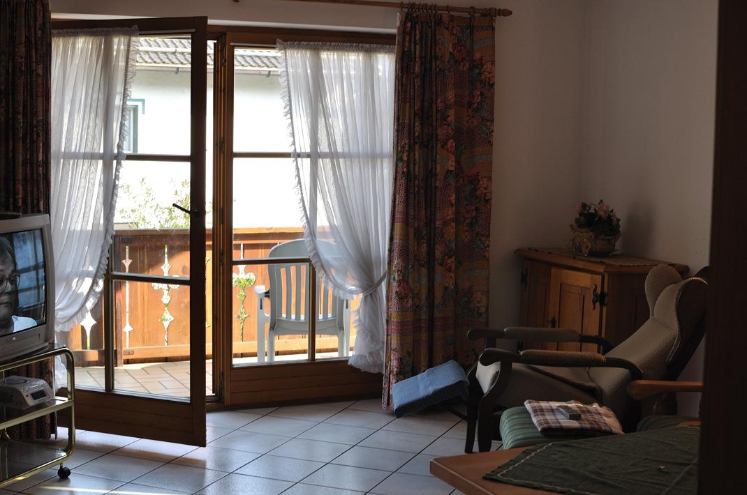 Французские балконные двери