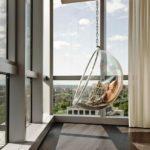 Фото 12 Идеи дизайна лоджии и балкона с панорамным остеклением