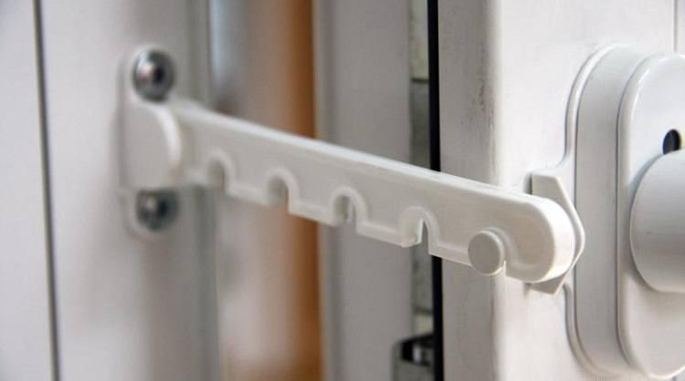 Гребенка для балконной двери