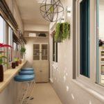 Фото 25 оформление красивого и уютного балкона или лоджии: топ-110 идей