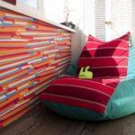 Фото 8 кресло на балкон или лоджию: готовый вариант или своими руками