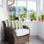 Фото 9 кресло на балкон или лоджию: готовый вариант или своими руками