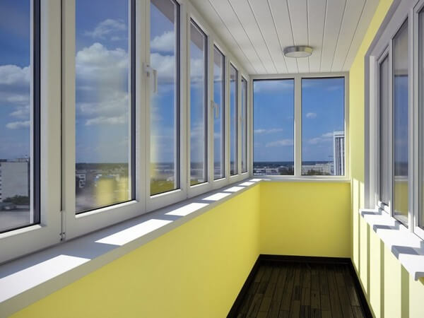 Пошаговое обустройство кабинета на балконе или лоджии своими руками