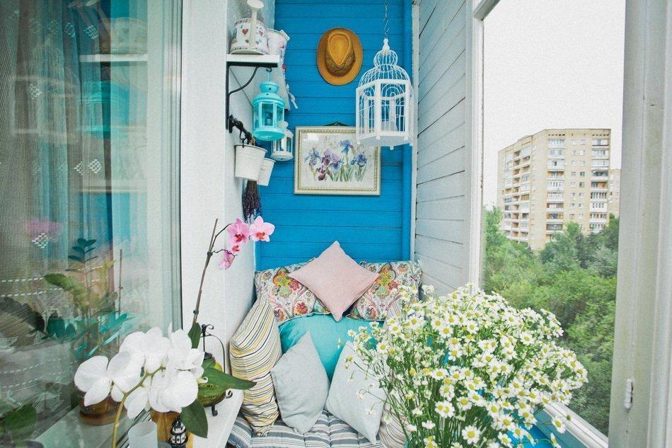 аксессуары для балкона