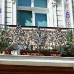 Фото 25 Виды и стили кованых балконов: топ-55 фото оригинальных идей