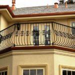 Фото 28 Виды и стили кованых балконов: топ-55 фото оригинальных идей
