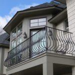 Фото 29 Виды и стили кованых балконов: топ-55 фото оригинальных идей