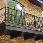 Фото 26 Виды и стили кованых балконов: топ-55 фото оригинальных идей