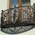 Фото 32 Виды и стили кованых балконов: топ-55 фото оригинальных идей