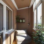 Фото 28 пошаговое обустройство комнаты на балконе или лоджии