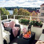 Фото 23 открытый балкон – простые и эффективные советы по обустройству и декоративному оформлению