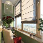 Фото 33 оформление красивого и уютного балкона или лоджии: топ-110 идей
