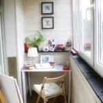 Фото 18 идеи дизайна и топ-45 вариантов оформления маленького балкона или лоджии: фото и видео