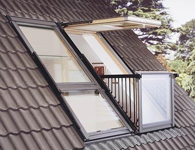 окна-балкон