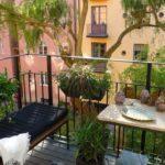 Фото 24 открытый балкон – простые и эффективные советы по обустройству и декоративному оформлению