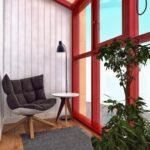 Фото 19 Идеи дизайна лоджии и балкона с панорамным остеклением