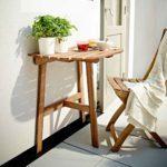Фото 10 изготовление откидного столика на балкон или лоджию своими руками