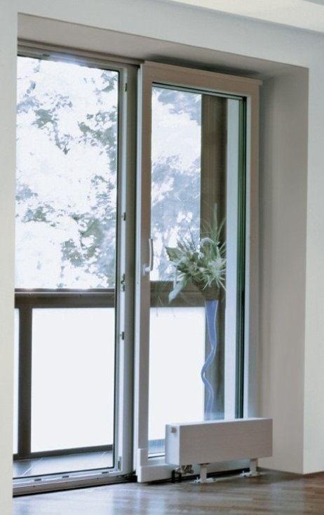 Наклонно-раздвижные двери