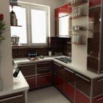 фото 5 объединение кухни и балкона