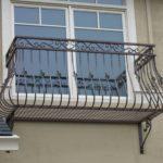 Фото 35 Виды и стили кованых балконов: топ-55 фото оригинальных идей