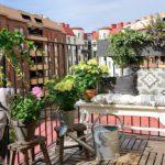 Фото 26 открытый балкон – простые и эффективные советы по обустройству и декоративному оформлению