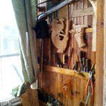 Фото 14 пошаговое обустройство мастерской на балконе или лоджии