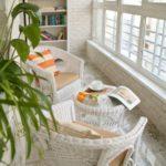 Фото 24 виды и особенности мебели для балкона или лоджии