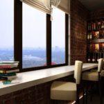 Фото 32 барная стойка на балконе или лоджии