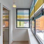 рулонные занавески для балкна