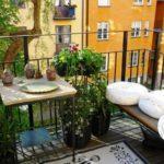 Фото 28 открытый балкон – простые и эффективные советы по обустройству и декоративному оформлению