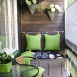 Фото 19 идеи дизайна и топ-45 вариантов оформления маленького балкона или лоджии: фото и видео