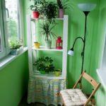 Фото 20 выбор материала и монтаж стеллажа на балкон своими руками