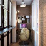 Фото 52 оформление красивого и уютного балкона или лоджии: топ-110 идей