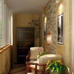 Фото 54 оформление красивого и уютного балкона или лоджии: топ-110 идей